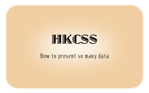 HKCSS Poverty