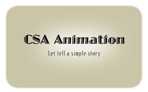 PCD CSA animation